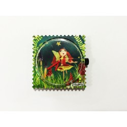 Cadran Stamps Alice + 1 cadran surprise